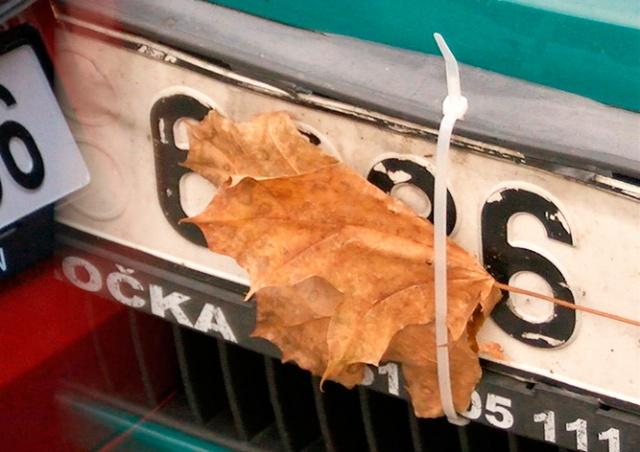 Пражские водители перешли на «сезонную защиту» от парконов