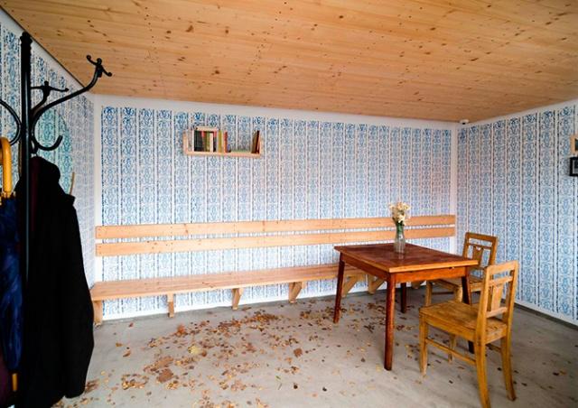 В Чехии открыли уютную автобусную остановку: видео