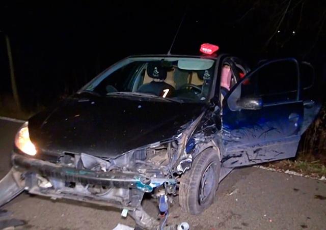 В Чехии мать сбежала с места ДТП, бросив в машине 6-летнюю дочь