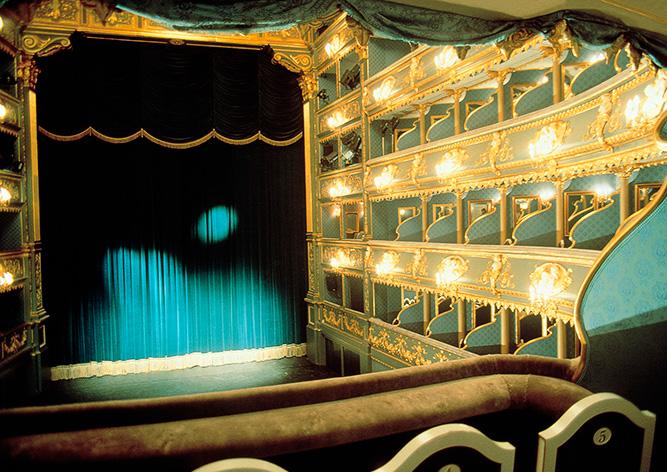 «Ночь театров» опустится на Чехию 18 ноября