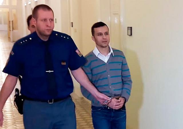 Дорожного хама из Украины приговорили в Праге к 8 годам тюрьмы