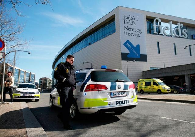 В Копенгагене наркодилер сел в полицейскую машину вместо такси