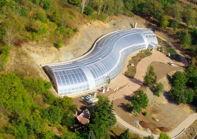 В Сочельник пражане смогут бесплатно посетить Ботанический сад