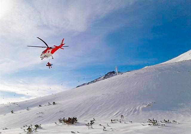 Две чешские туристки сорвались в пропасть в горах Словакии