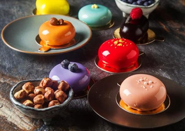Пражское королевство муссовых тортов объявляет рождественский конкурс