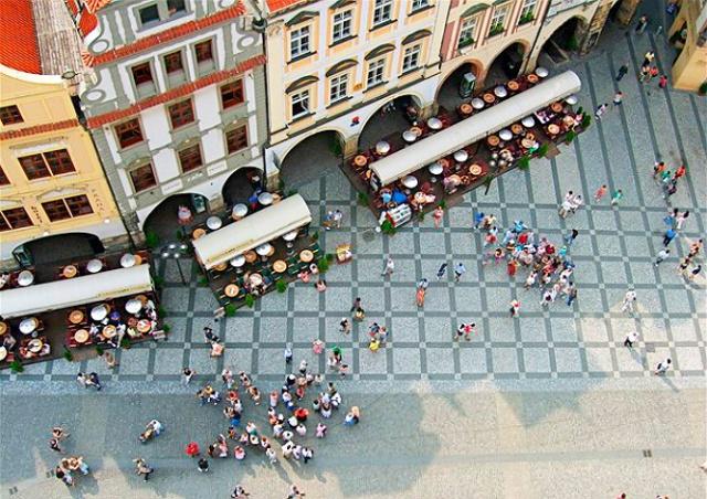 Прага обогнала Париж и Вену в рейтинге самых богатых регионов ЕС