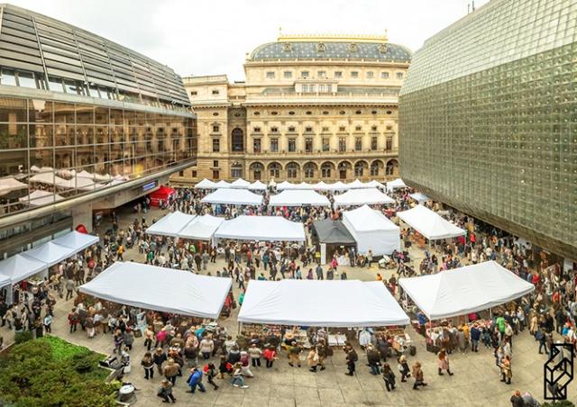 В Праге пройдет дизайнерская ярмарка Dyzajn market