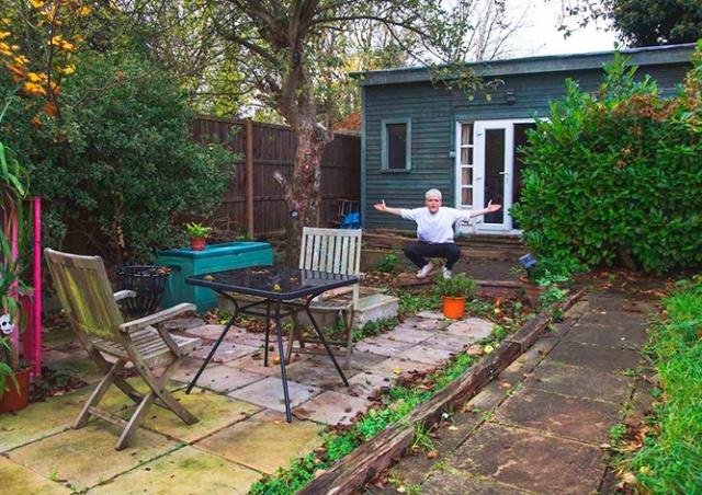 Британец «превратил» сарай в лучший ресторан Лондона по версии TripAdvisor