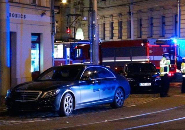 Пьяный водитель насмерть сбил иностранку в центре Праги