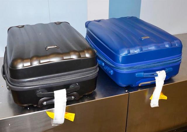Пассажирка рейса Киев – Прага попалась на контрабанде