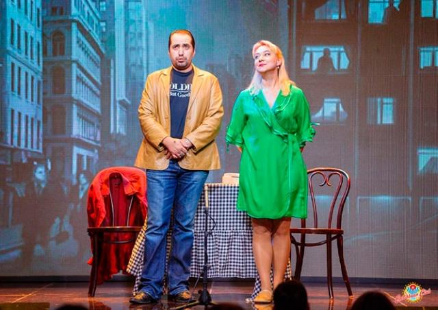 Театр «Черный квадрат» покажет два спектакля в Праге