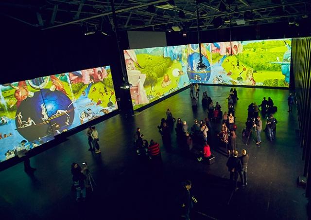 В Праге пройдет выставка «БОСХ. Ожившие видения»