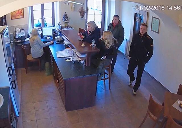 В Чехии разыскивают иностранцев, «объевших» отели на 20 тыс. крон