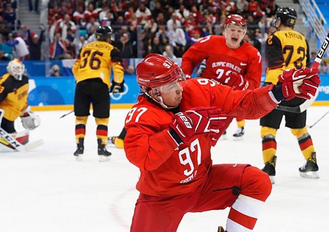 Российские хоккеисты впервые за 26 лет выиграли Олимпиаду: видео