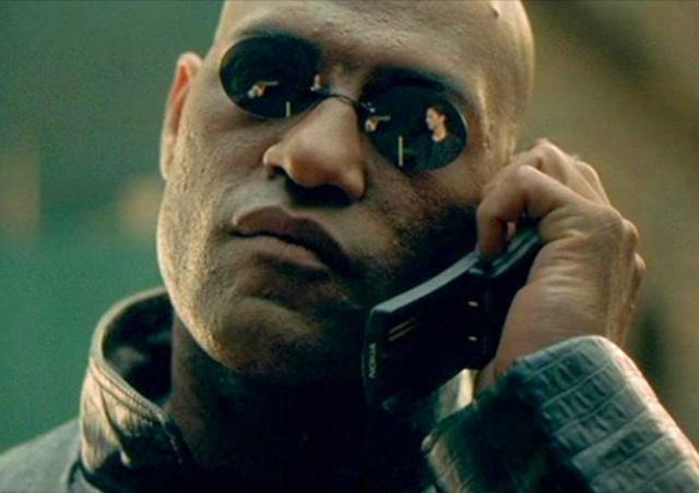 Nokia перевыпустила культовый телефон из «Матрицы»
