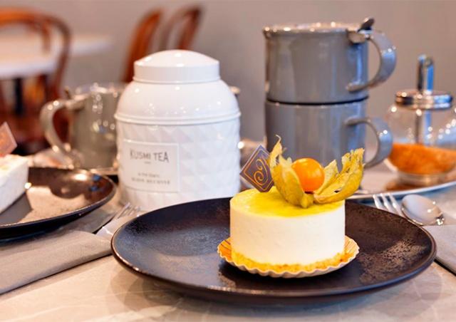 В Праге открылась кондитерская Café Millème: десерты со всего света