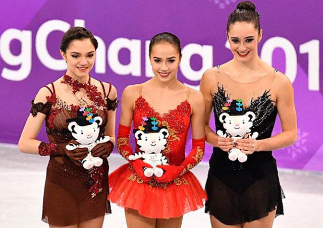 Фигуристка Загитова принесла России первое золото Олимпиады-2018: видео
