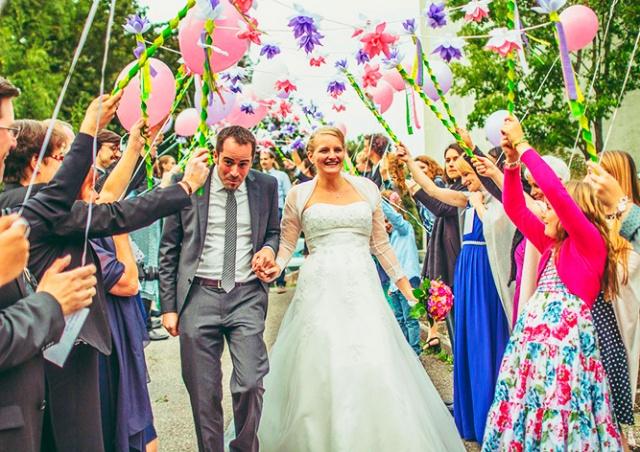 В Чехии выросло число браков с иностранцами