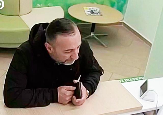 В Праге мошенник обманул кассиршу «Сбербанка» на 20 тыс. крон: видео