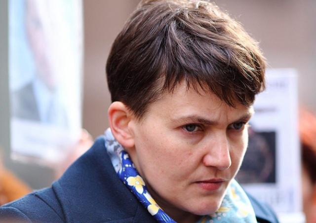Савченко задержали в Киеве по подозрению в подготовке госпереворота: видео