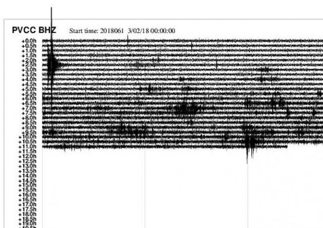 В Чехии произошло землетрясение