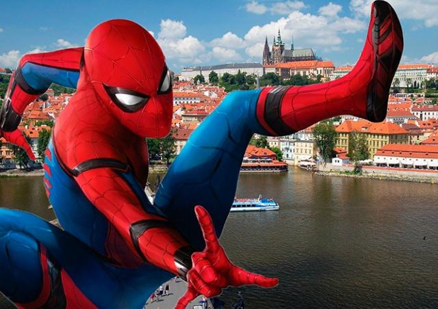 Продолжение «Человека-паука» снимут в Праге