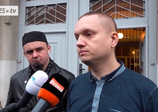Сбивший туристку в Праге россиянин нарушил условия освобождения под залог