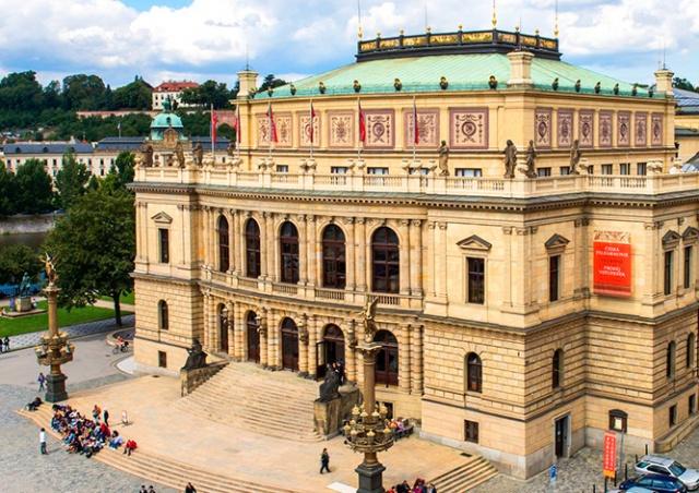 Чешская филармония приглашает на День открытых дверей