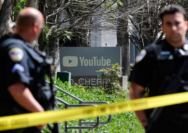 Защитница животных устроила стрельбу в штаб-квартире YouTube