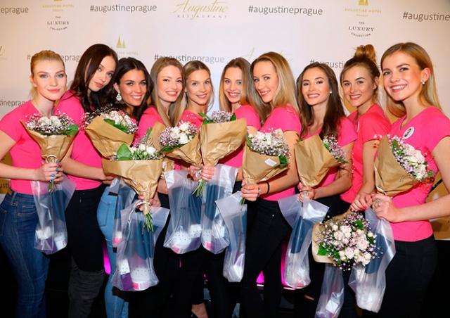 Названы финалистки конкурса «Мисс Чехия - 2018»: видео