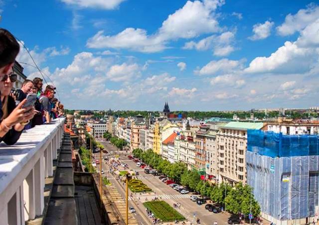 В выходные туристам откроют уникальные архитектурные объекты Праги
