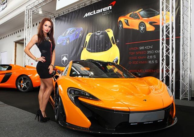 В Праге стартует автосалон Autoshow