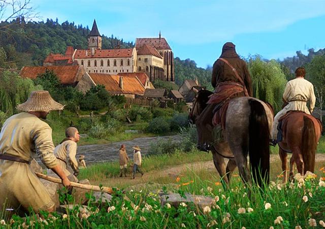 Чешский университет начнет преподавать историю по видеоигре Kingdom Come