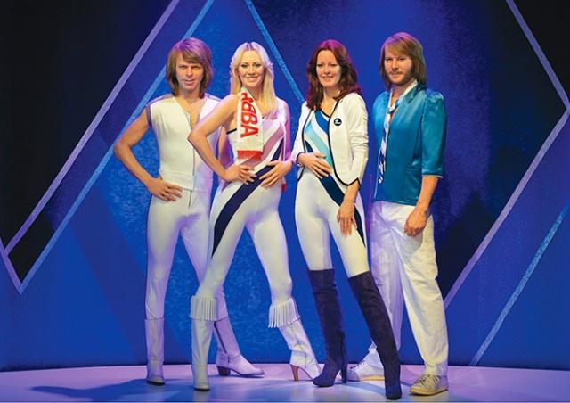 Группа ABBA впервые за 35 лет записала новые песни