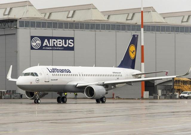 Забастовка в немецких аэропортах привела к отмене рейсов между Прагой и Германией