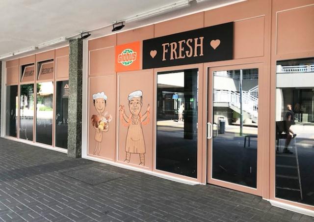 Globus открыл в Чехии первый малоформатный магазин