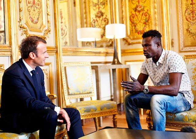 Спасший ребенка нелегал получит французское гражданство