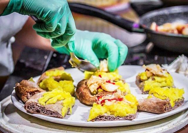 В Праге стартовал фестиваль итальянской уличной еды