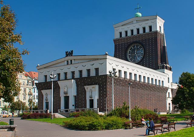 В пятницу в Чехии пройдет «Ночь костелов»