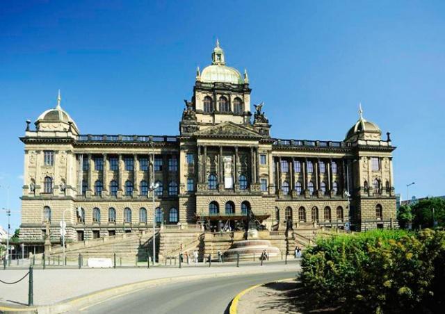 Национальный музей в Праге приглашает на День открытых дверей