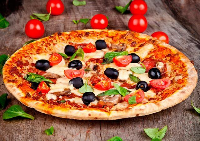 В Праге пройдет фестиваль пиццы