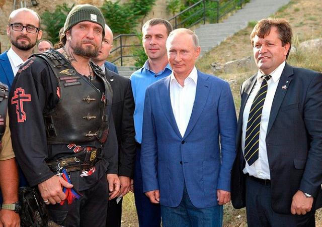 МИД Чехии резко отреагировал на визит «Ночных волков»