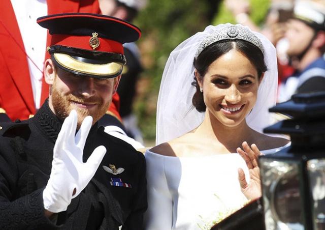 Чешский политик назвал супругу принца Гарри цыганкой