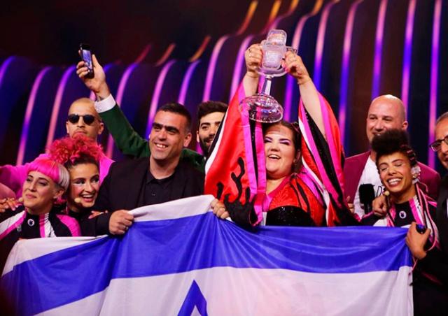 «Евровидение-2018» выиграл Израиль: видео