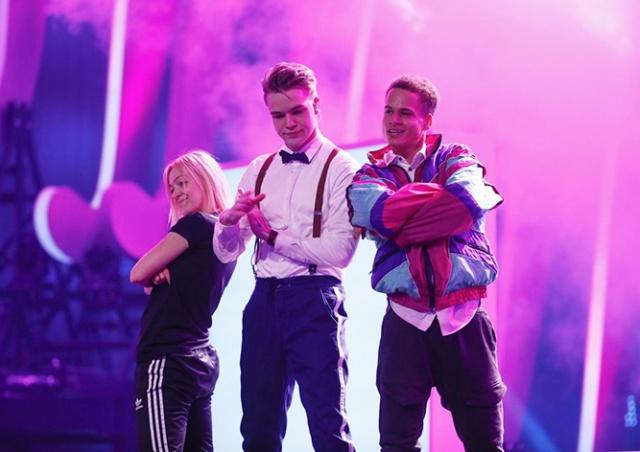 Чехия второй раз в истории вышла в финал «Евровидения»: видео
