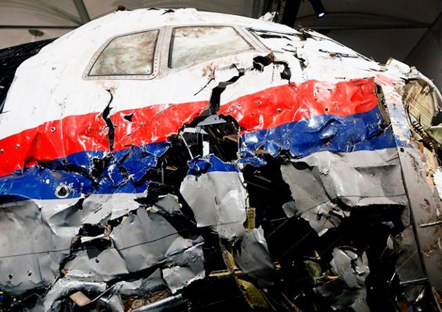Нидерланды и Австралия официально обвинили Россию в крушении MH17