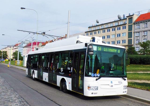 На улицы Праги спустя полвека вернутся троллейбусы