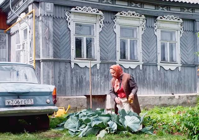 Немецкая реклама ЧМ в России: бабушка чеканит капусту под «Касту»