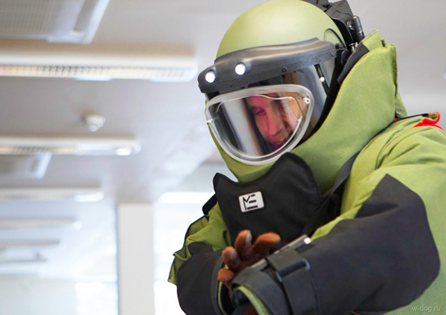 В чешском отеле нашли взрывчатку