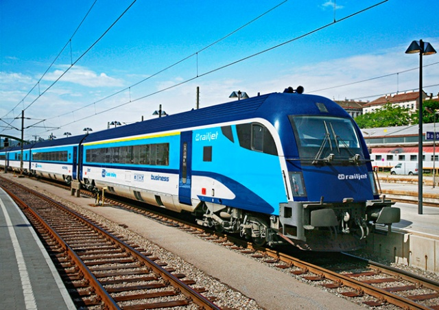 «Чешские железные дороги» возобновили рейс Прага – Берлин
